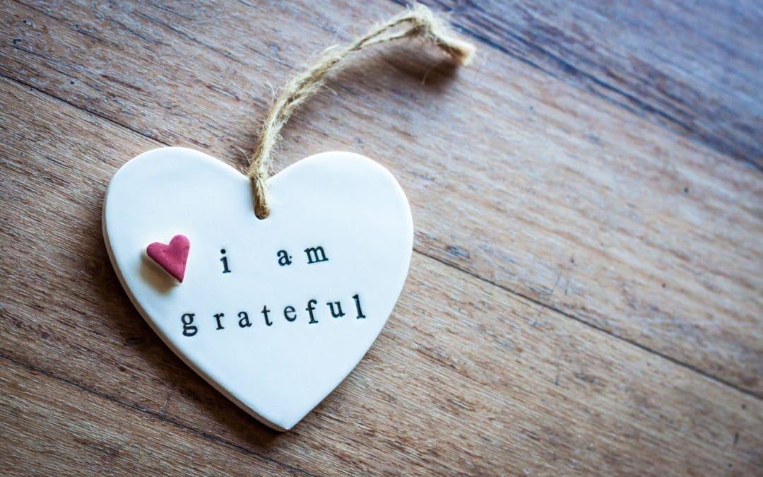 Een praktische oefening voor meer geluk en energie – dankbaarheid
